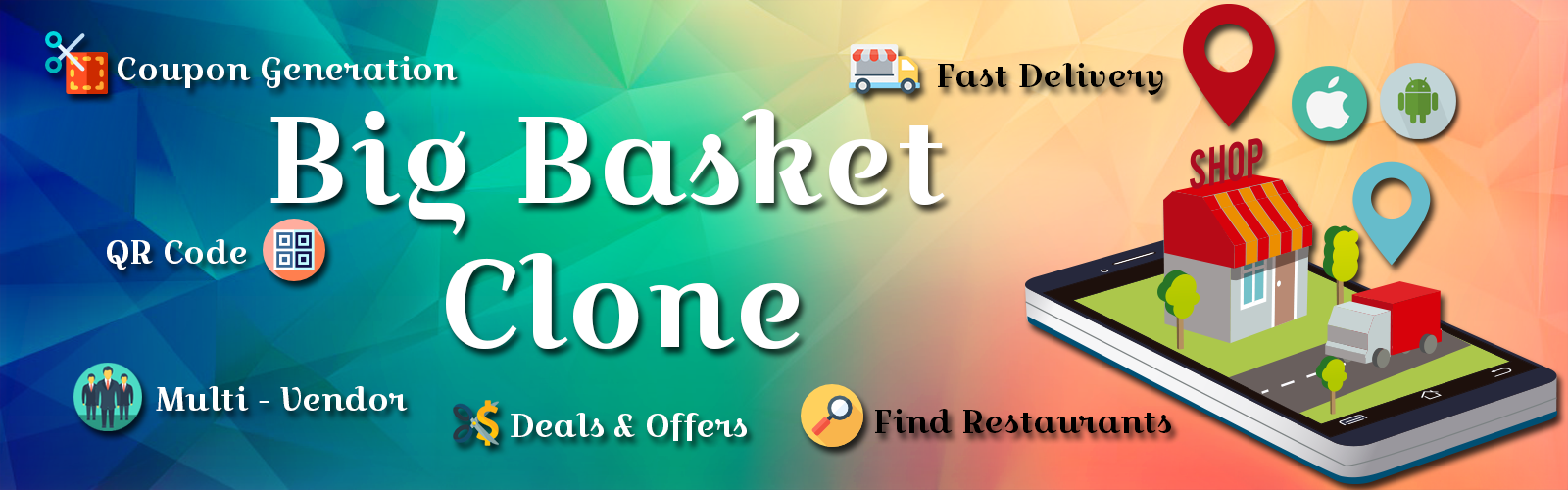 Big Basket Clone banner