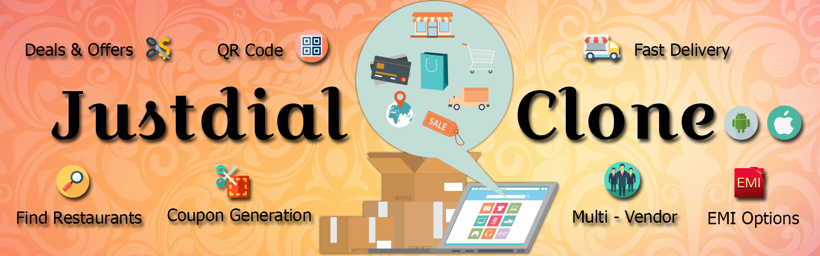 doditsolutions-Justdial Clone Banner