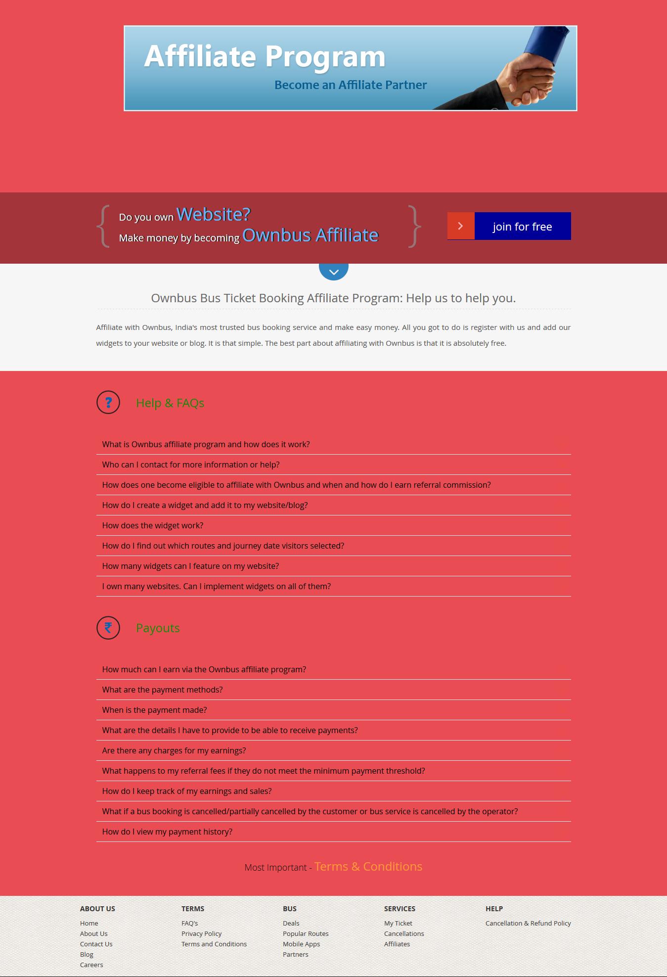 Ownbus-affiliate-homepage