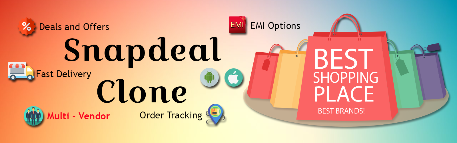SNAPDEAL CLONE BANNER