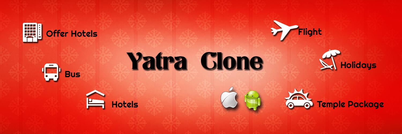 Yatra Clone Banner