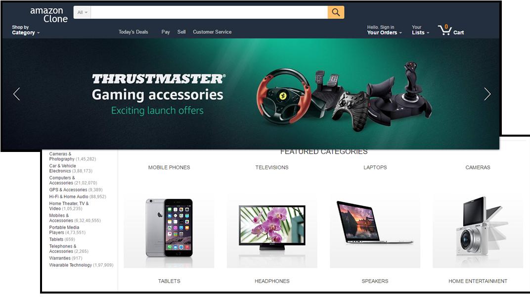 doditsolutions-amazon-clone-user-homepage