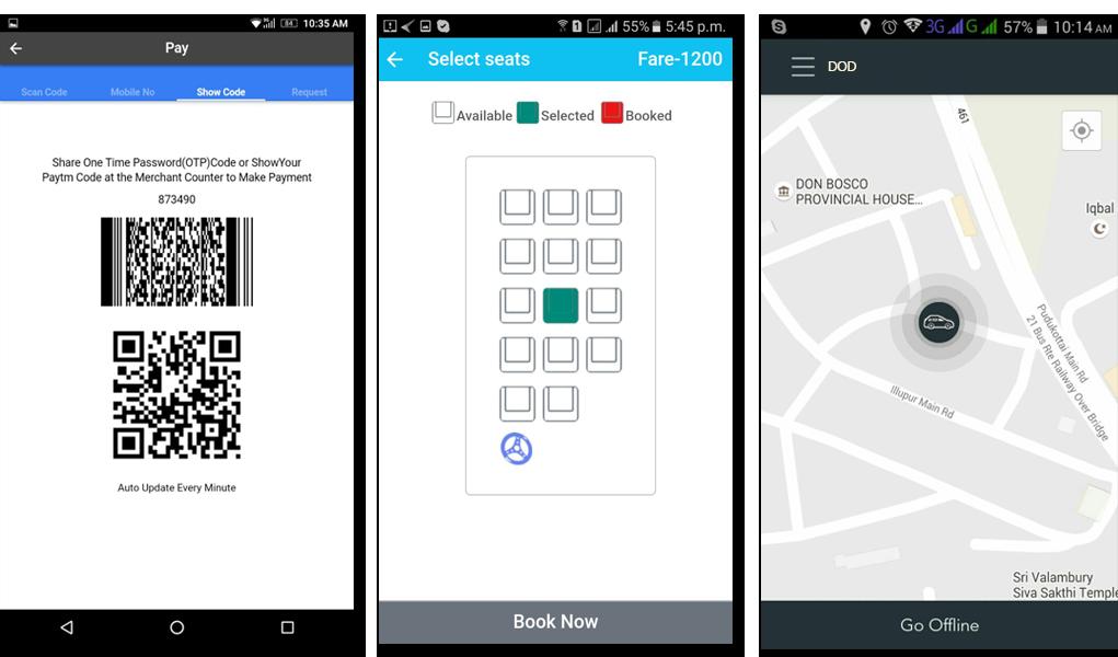 doditsolutions-mobile-app-development-Mobile-Screens