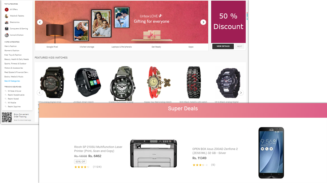doditsolutions-snapdeal-clone-user-home-deals