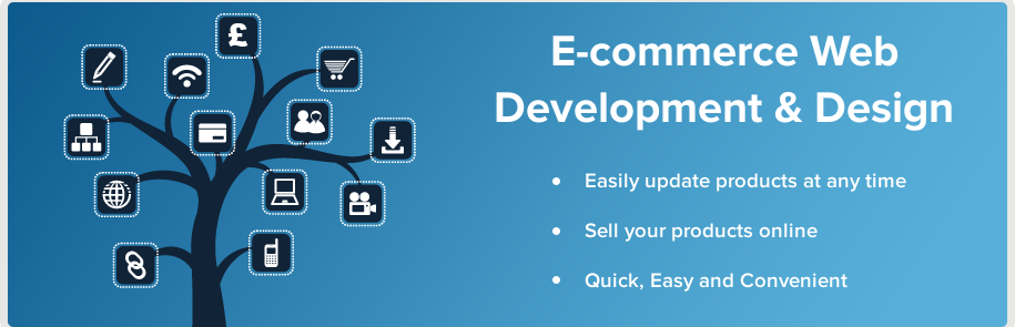 eCommerce web development trichy