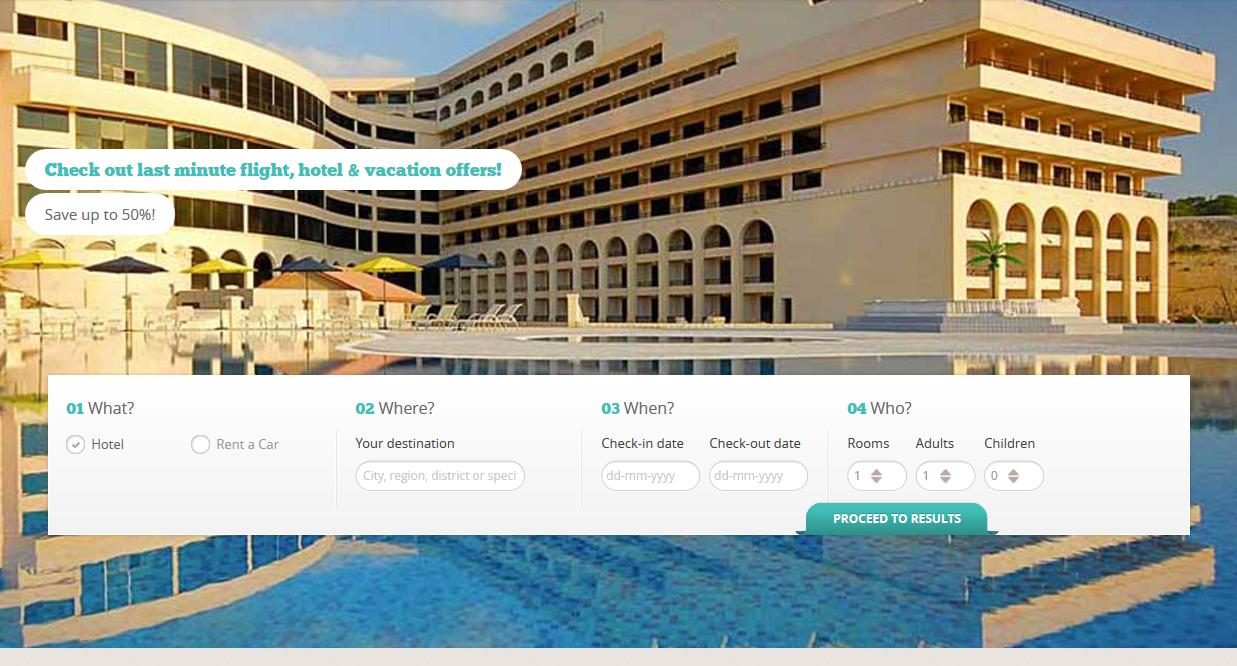 hotel-user-homepage