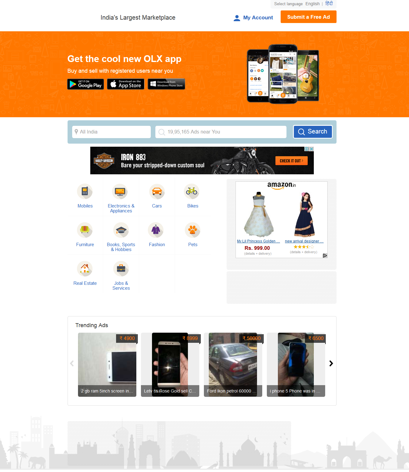 olx-user-homepage