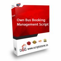 own bus booking management script