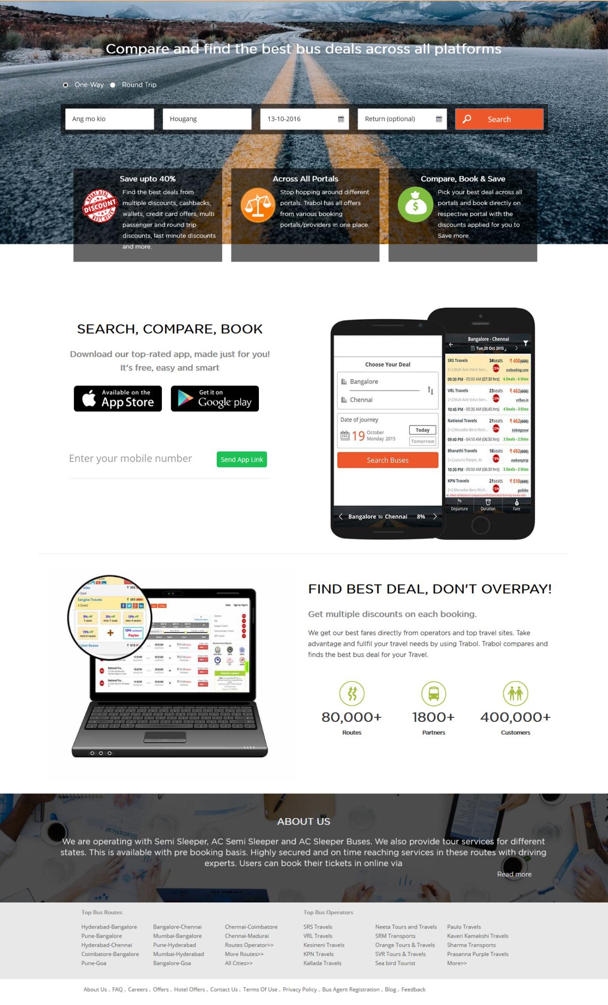 ownbus-user-homepage
