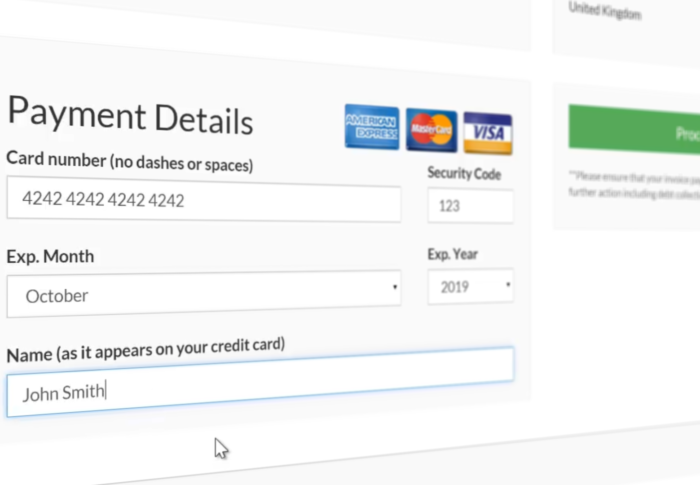 Bill payment and Utilities API Integrations