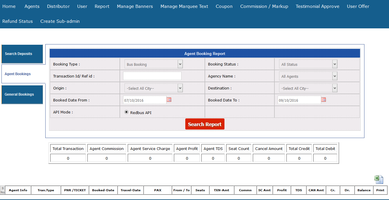 redbus-customercare-agentreports